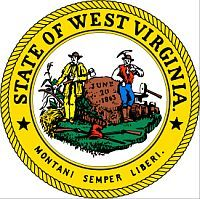 Wappen West Virginia